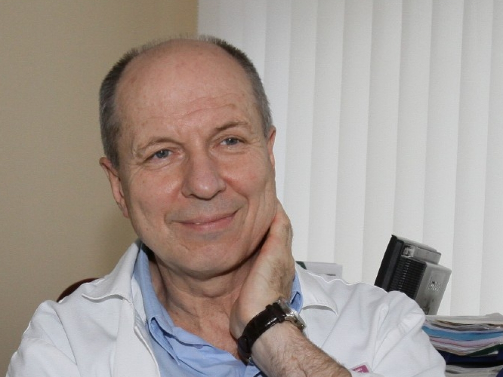 "Prof. F.Jankevičius: ""Nesigailiu tapęs urologu"""