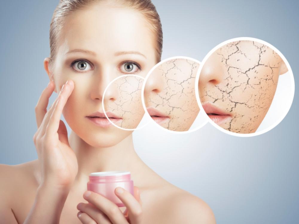 Užduotis: atkurti odos drėgmės balansą