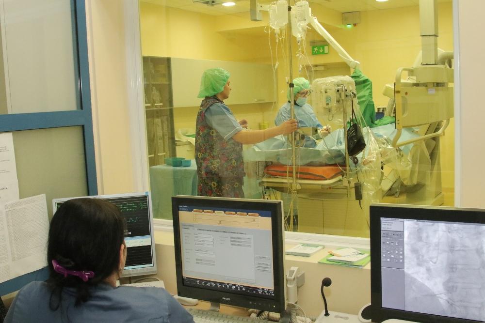 Respublikinėje Šiaulių ligoninėje – aukšta kardiologijos paslaugų kartelė