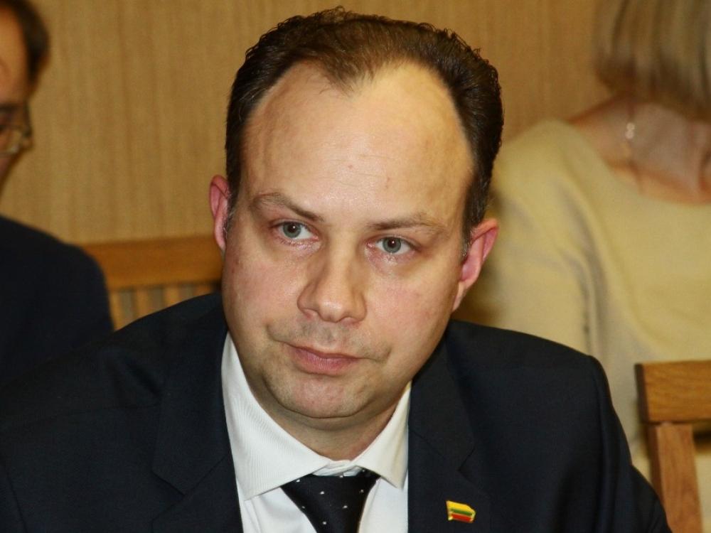 """Aurelijus Veryga: """"Vadovų postuose kandidatų su šleifu nebus"""""""
