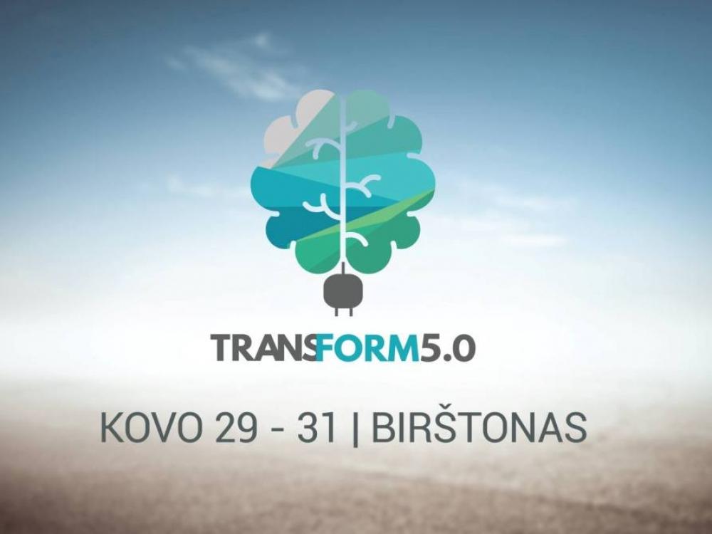 """Forumas """"Transform"""" Birštone - apie pacientui palankios aplinkos kūrimą Lietuvoje"""