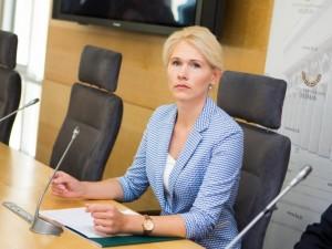 Laura Matjošaitytė: tampame vieta sąskaitoms su konkurentais suvesti