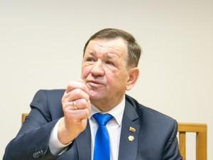 Buvęs Seimo narys K.Pūkas išteisintas dėl seksualinio priekabiavimo
