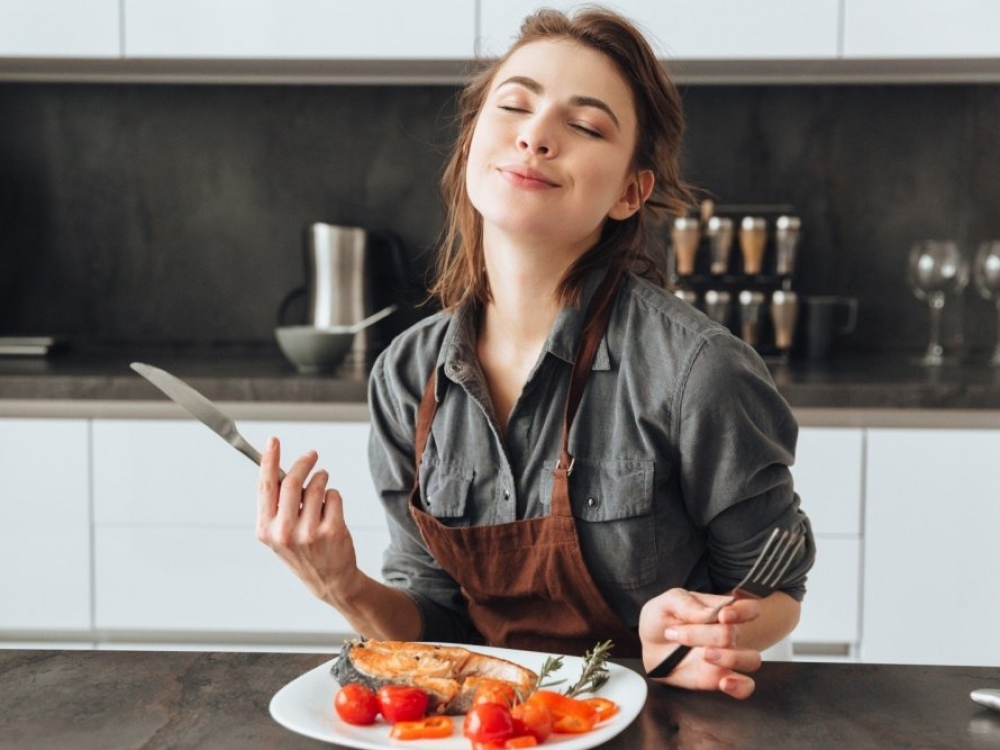 Intuityvus valgymas: mada ar teisinga mityba?