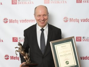 """Feliksas Jankevičius: """"Vadovo darbas gerąja prasme turi būti tęstinis"""""""