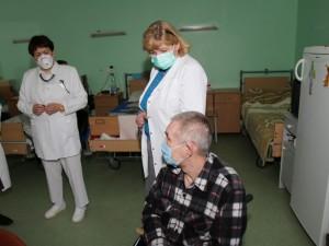 Alytaus apskrities tuberkuliozės ligoninė ruošiasi permainoms