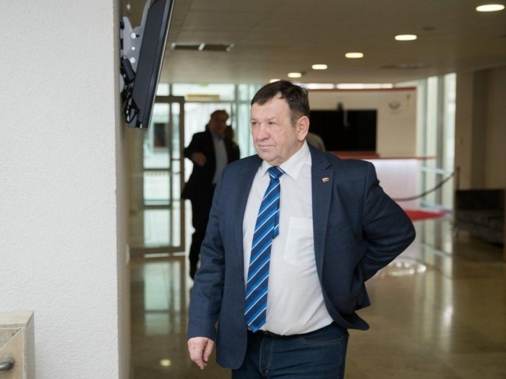 Prokuratūra apskundė K.Pūko išteisinimą seksualinio priekabiavimo byloje