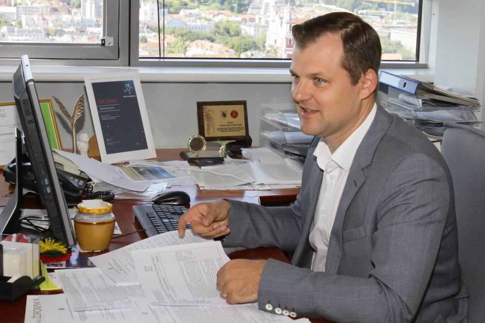 Vilniaus savivaldybė atlieka testus dėl medikų imuniteto tymams