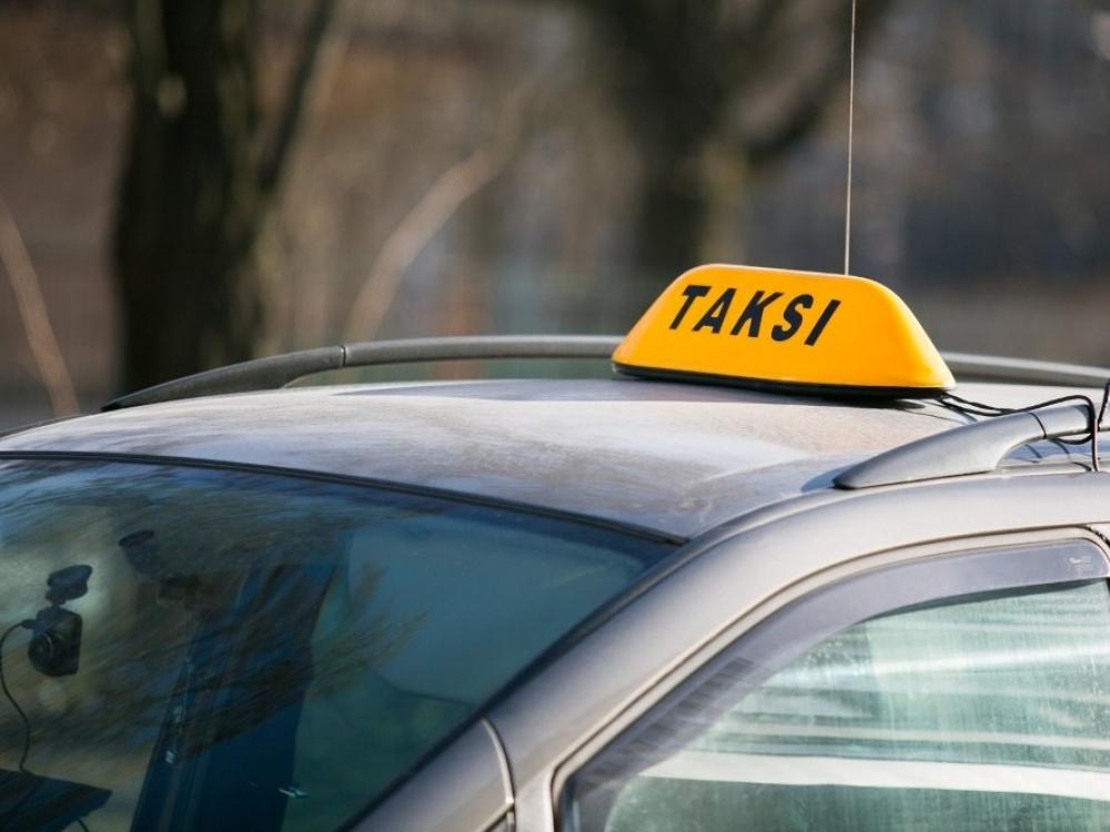 Taksi: neįgalieji jau saugūs, mažiausieji – dar ne