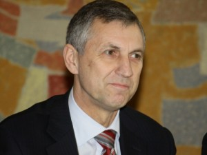 Darbą pradeda naujasis Valstybinės ligonių kasos vadovas G.Kacevičius