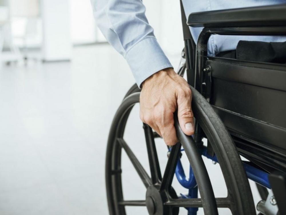 namų darbas neįgaliesiems)