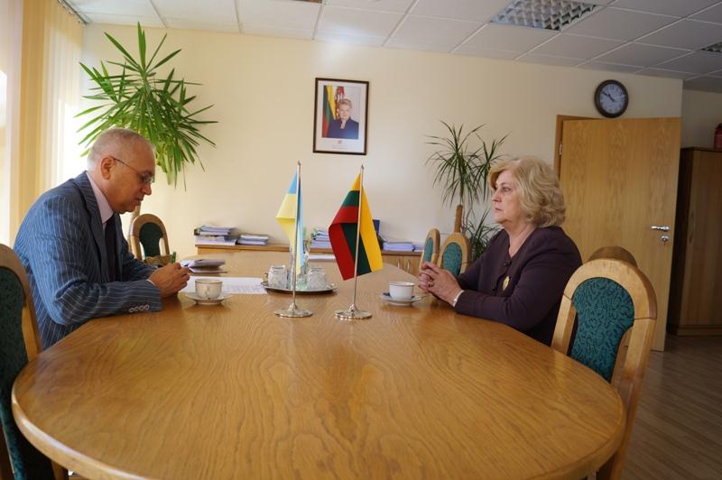 Lietuva gali ir nori teikti sveikatos priežiūros paslaugas nuo karo veiksmų nukentėjusiems ukrainiečiams
