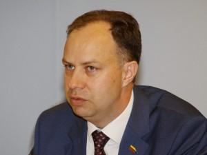 Sveikatos apsaugos ministras A.Veryga gydomas Kauno klinikose
