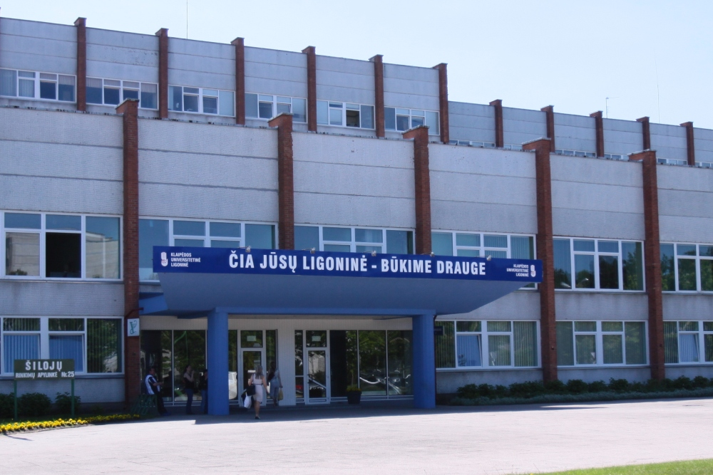 Trečiadienį į Klaipėdos ligoninę vėl pristatyta neblaivi nėščioji