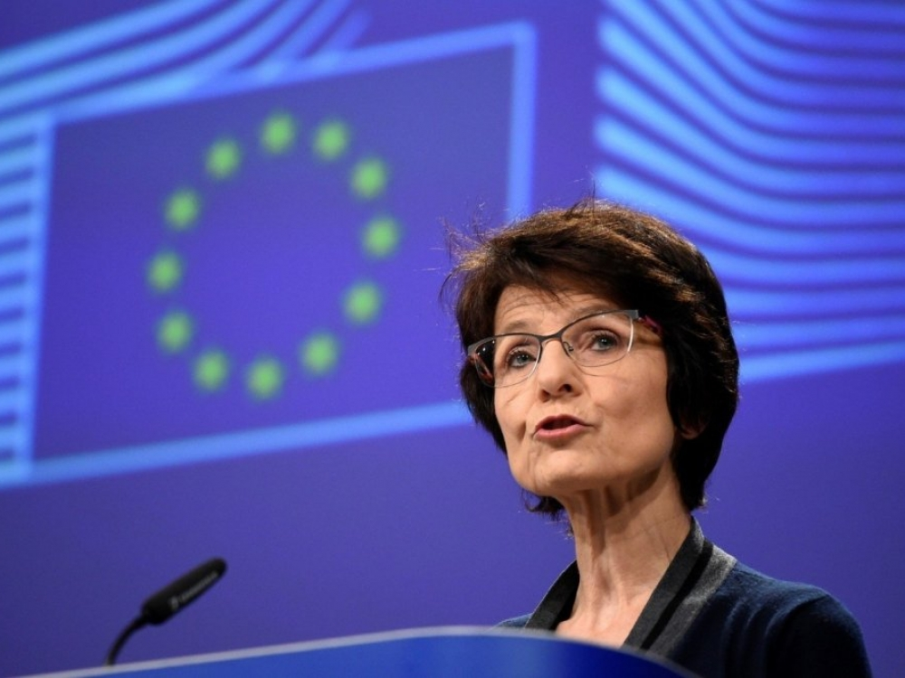 Eurokomisarė ragina Lietuvą skirti daugiau lėšų socialinei apsaugai