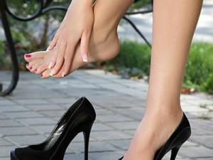 Kad pėdų nebūtų gėda parodyti…