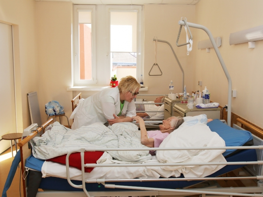 Atsinaujinusios Regioninės Telšių ligoninės perspektyva jaunų specialistų rankose