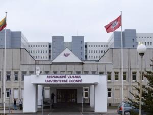 SAM iš naujo paskelbė Respublikinės Vilniaus universitetinės ligoninės vadovo konkursą
