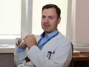 """Giedrius Bernotavičius: """"Mūsų pareiga – nepykti ant mažųjų pacientų tėvų"""""""