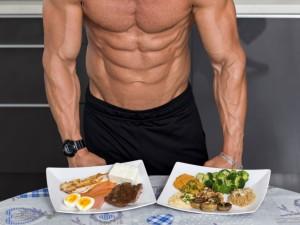 Kuo pamaitinti raumenis