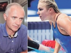 Olimpinės rinktinės gydytojas – apie R.Meilutytės pasitraukimą