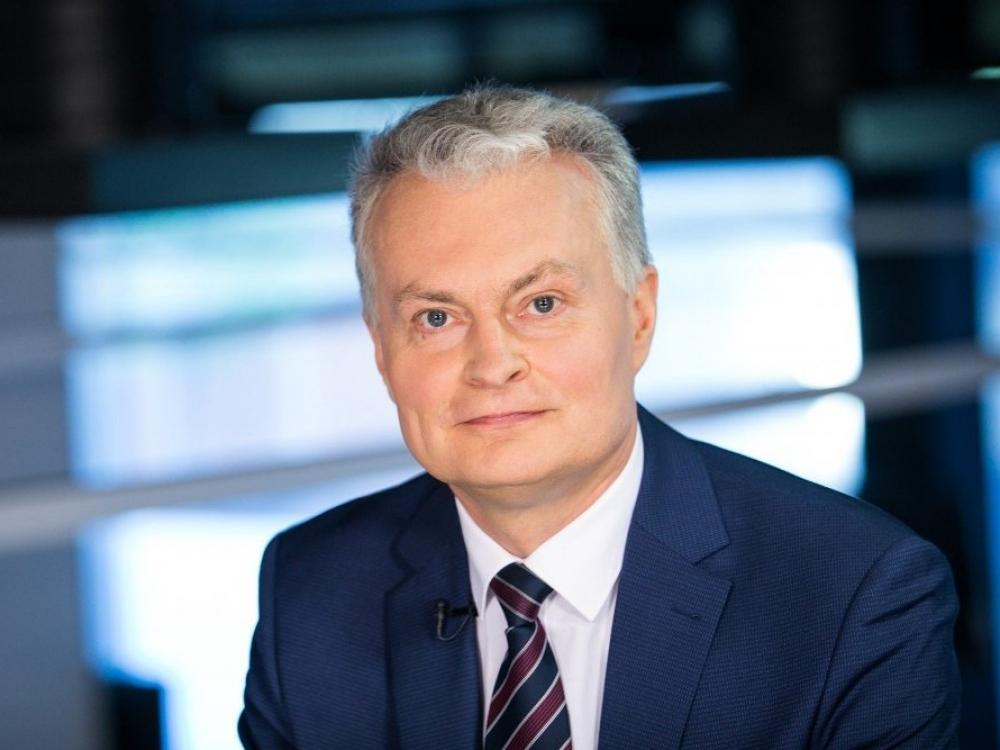 G.Nausėda laimėjo prezidento rinkimus