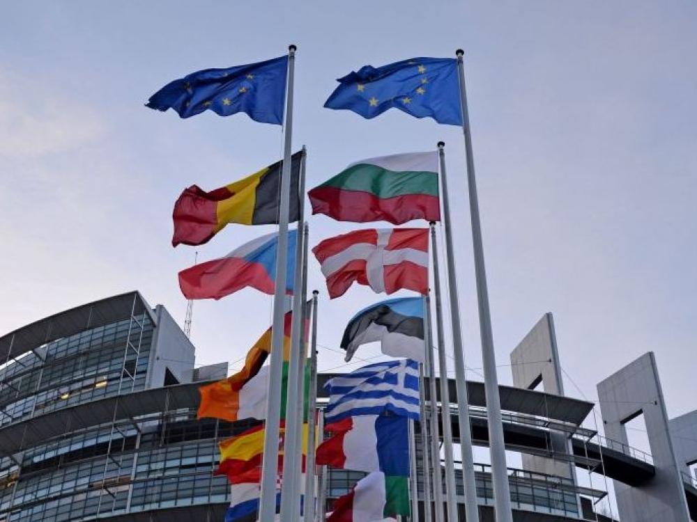 Europos Parlamento rinkimus laimėjo konservatoriai