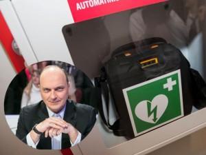 Vėl prisiminti defibriliatoriai