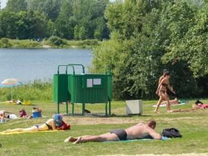 Lietuvoje pasiektas birželio mėnesio karščio rekordas – temperatūra kilo iki 35,7 laipsnių