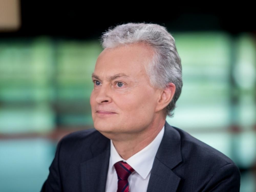 STT informacija nekeičia G.Nausėdos sprendimo pasirinkti R.Žaliūną gydytoju
