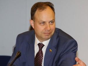 """A.Veryga stebisi Seimo """"valstiečio"""" sprendimu dalyvauti Klaipėdos ligoninės konkurse"""