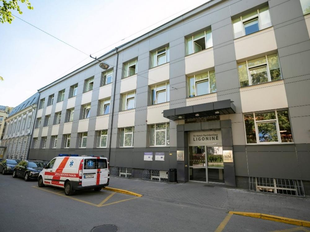 Sostinės ligoninė įsirengs saulės jėgainę ant stogo