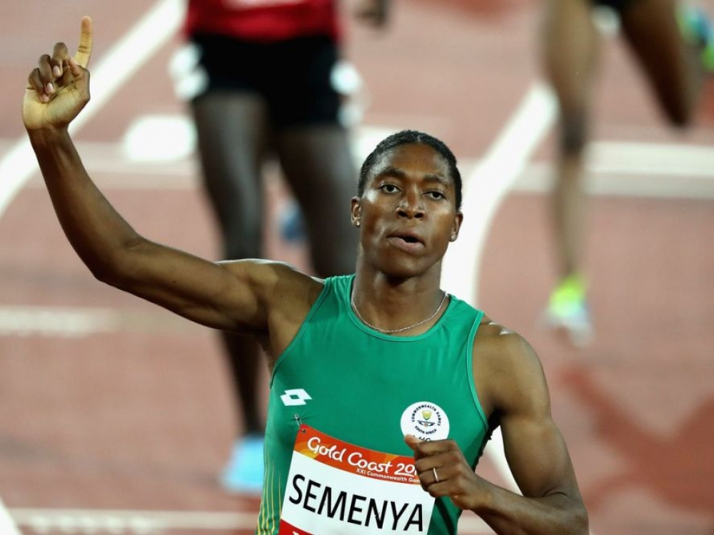 Tituluota bėgikė: moteris ar vyras