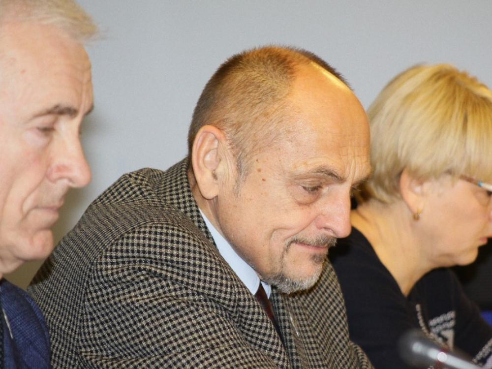 Seimo narys A.Kirkutis nepateko į kitą Jūrininkų ligoninės vadovo konkurso etapą