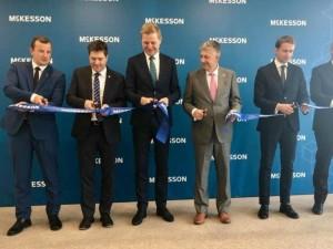 """JAV farmacijos gigantas """"McKesson"""" Vilniuje atidarė biurą"""