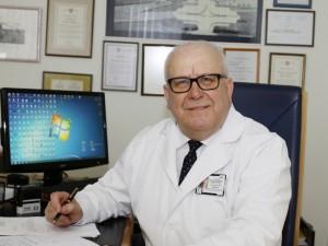 Klaipėdos jūrininkų ligoninės vadovo konkursą laimėjo Jonas Sąlyga
