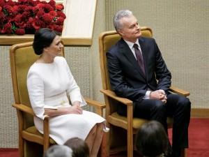 G.Nausėda prisaikdintas naujuoju Lietuvos prezidentu