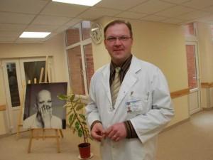 """Prof. Ž.Saladžinskas: """"Storosios žarnos vėžys – išsivysčiusių šalių liga"""""""