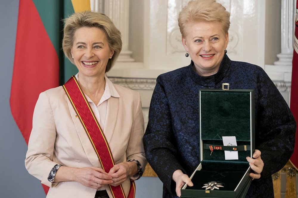 Europai vadovaus ginekologė