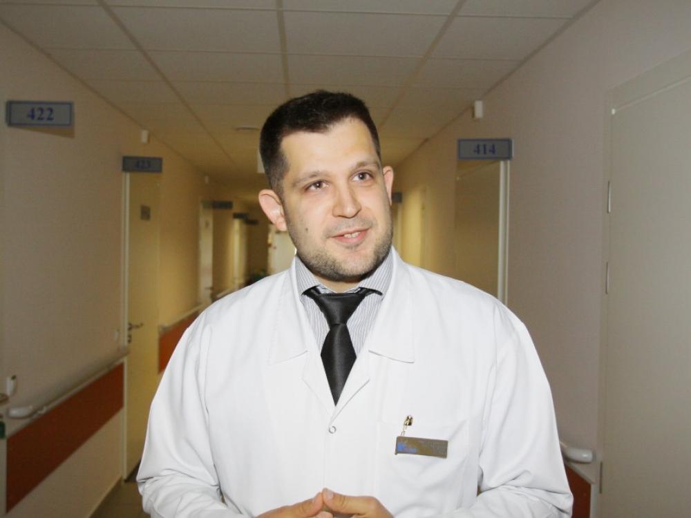 """Tomas Grenoveckas: """"Medikai - ambicingi žmonės"""""""