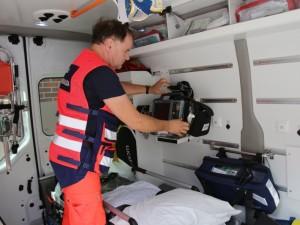 Poilsiautojai saugūs Neringos PSPC medikų rankose