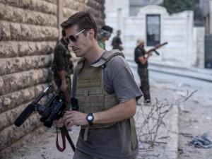 James Foley: dar viena žurnalistikos pasaulio netektis