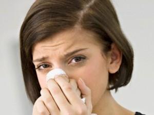 Kvėpavimas gali sutrikti dėl dulkių erkučių