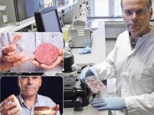 Laboratorijoje užauginta mėsa - netrukus ir ant mūsų stalo