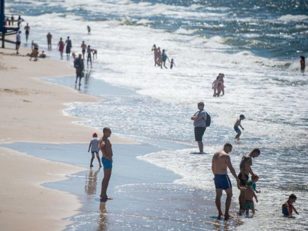 Baltijos jūroje susidarė palankios sąlygos kenksmingoms bakterijoms