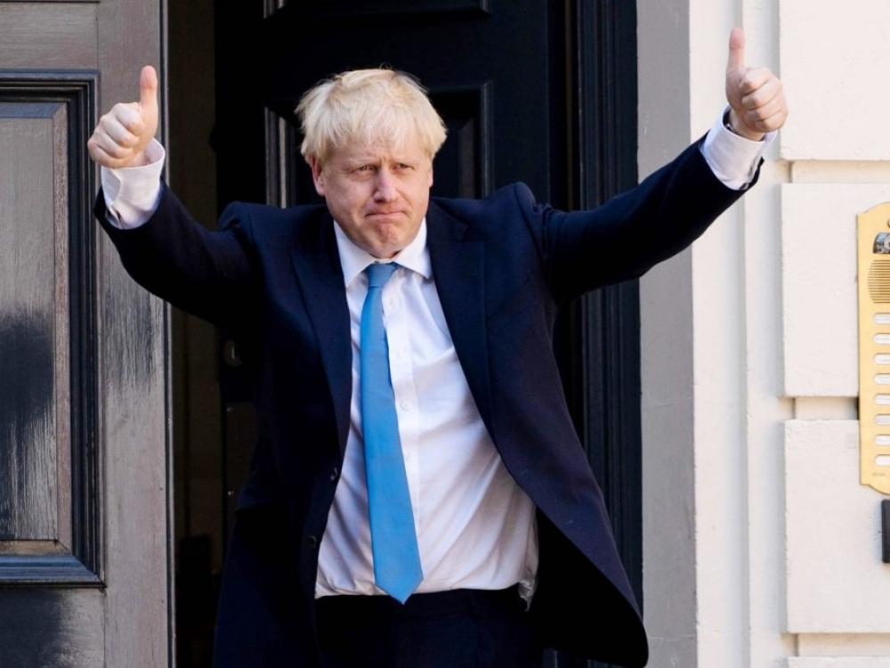 """""""Johnsono nerimas"""": depresiją britai gydys... darbu"""