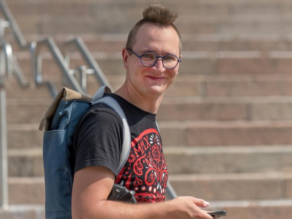 """Tomas Dirgėla: maištavau su skiautere ir """"kerzais"""""""