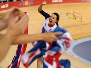Dviratis olimpinės čempionės bėgimui neparuošė