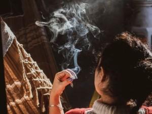 Patalpų orą labiausiai teršia cigarečių dūmai