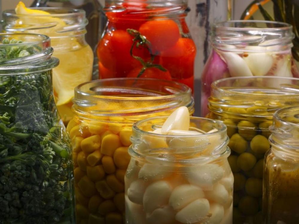 Raugintos daržovės – it geresnė jų versija